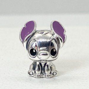 PANDORA Disney 2020 Lilo and Stitch Silver Charm